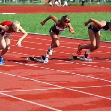 Лёгкая атлетика для детей и родителей